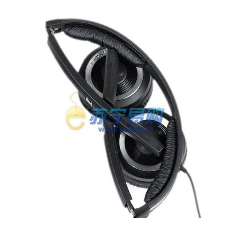 森海塞尔耳机px 200-ii black