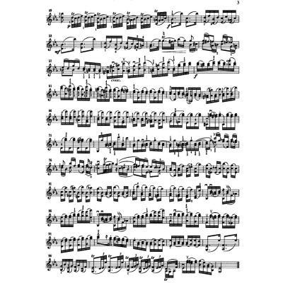加维尼埃24首小提琴练习曲