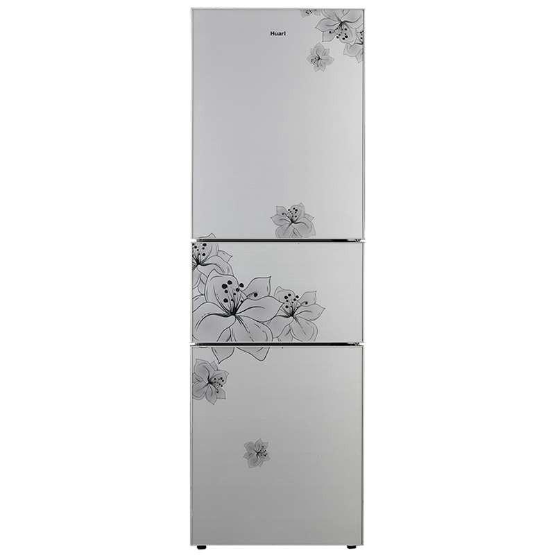 华日(HUARI) BCD-237SED 237升 三门冰箱(银色)