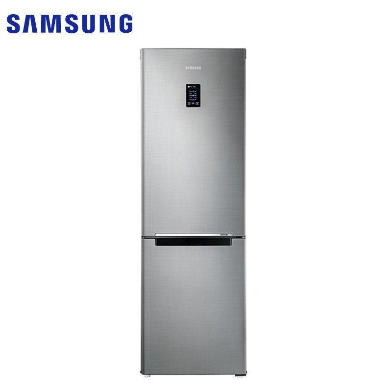 三星(SAMSUNG) BCD-286WNQISS1 286L 电脑风冷变频双门冰箱(钨钢银色)