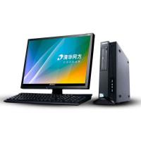清华同方 真爱Y500C-B300 18.5英寸 台式电脑(PentIum G2030 2G 500G 共享系统内存 核显 DOS 黑色)
