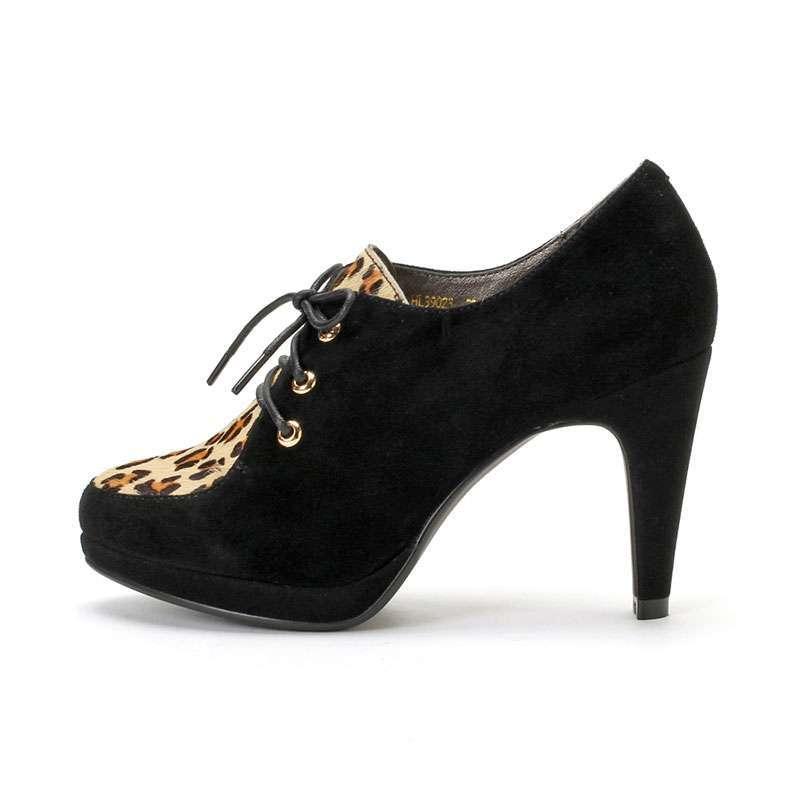 哈森女鞋货号km71508分享展示