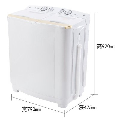 威力洗衣机接水管安装步骤图