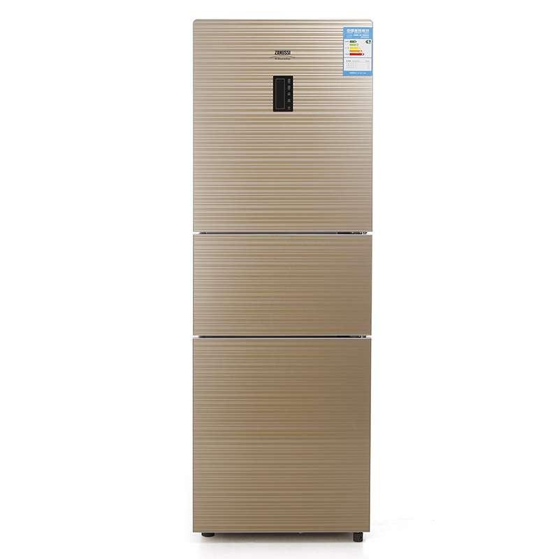扎努西·伊莱克斯(ZANUSSI) ZME2452ZGA 245升 三门冰箱(典雅金色)