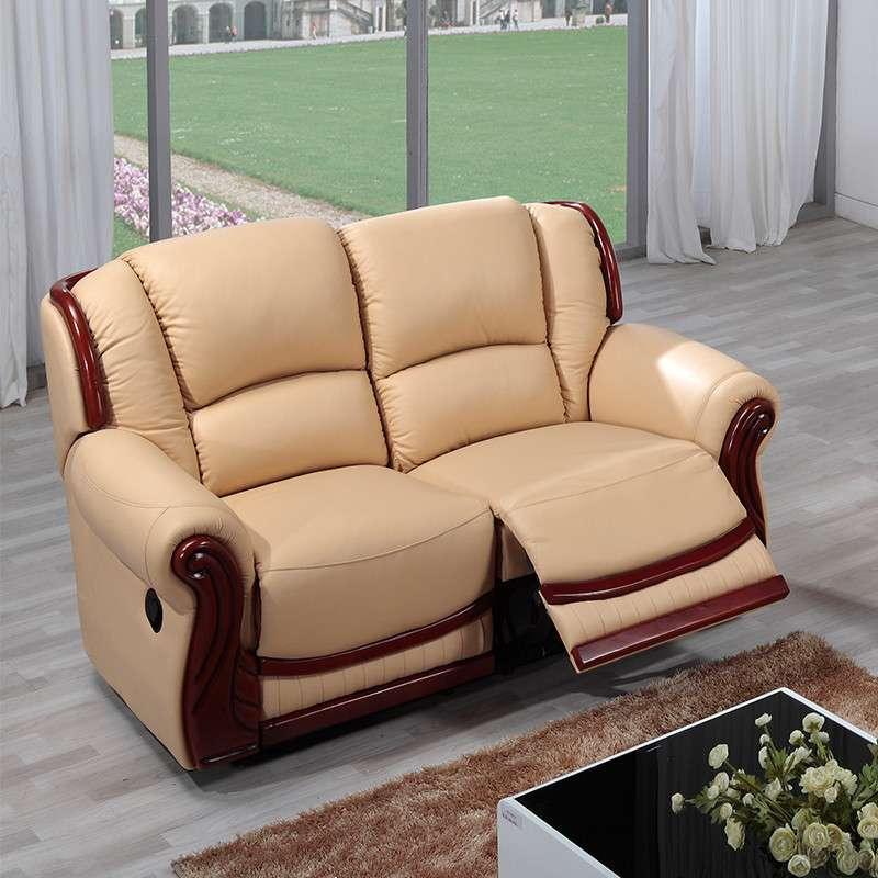 陆虎品牌 欧式古典沙发 实木沙发 沙发床 真皮沙发 头等舱 多功能沙发