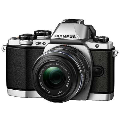 OLYMPUS 奥林巴斯 E-M10 微单相机(14-42mm)   3599元(有多件赠品)