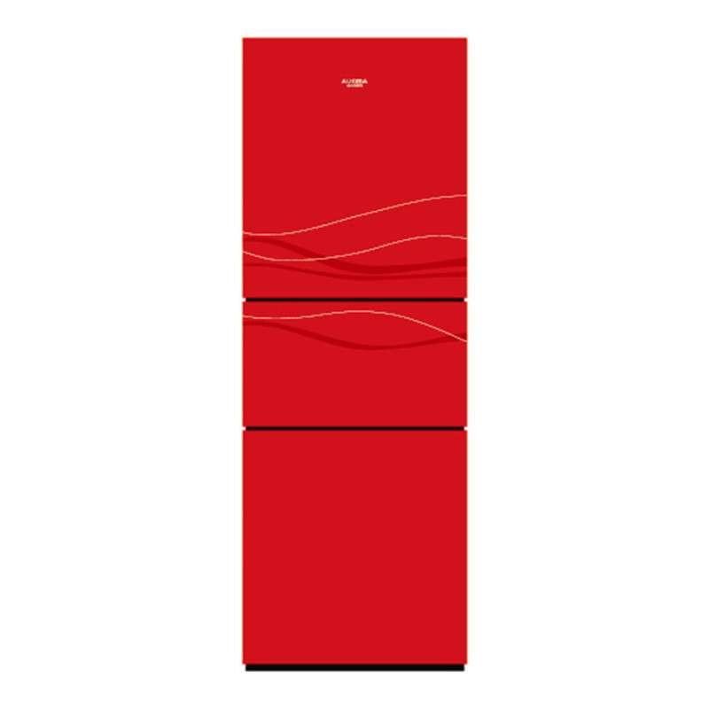 澳柯玛(AUCMA) BCD-226MUG 226升 三门冰箱(红色)