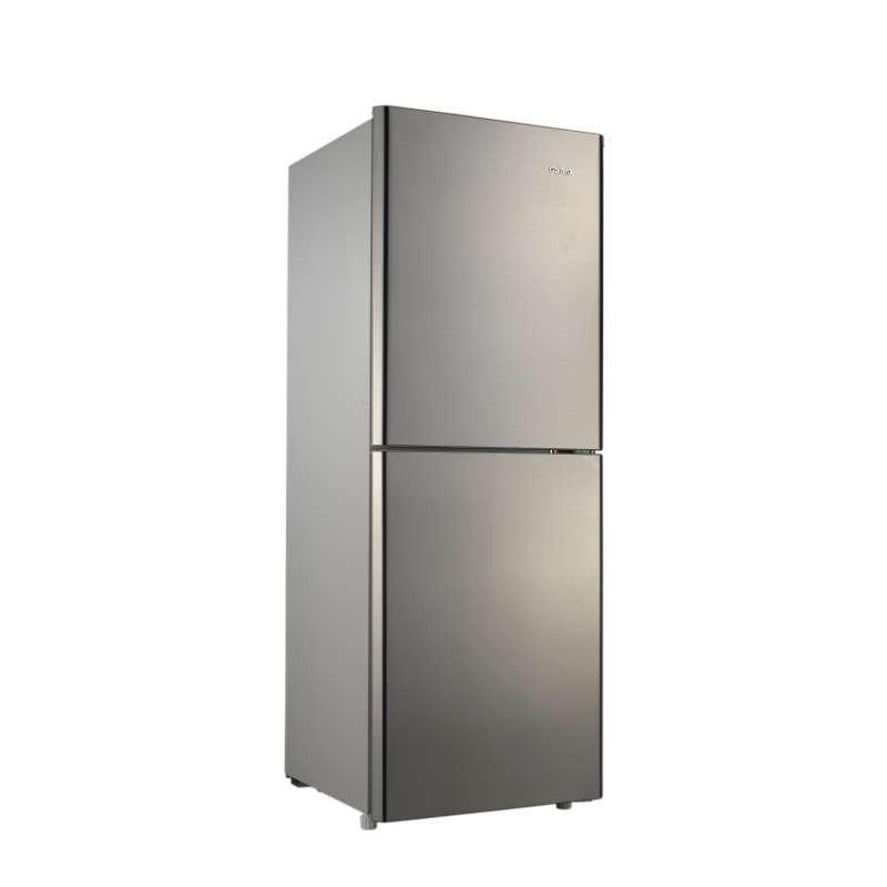 格兰仕(Galanz) BCD-210SZSC 210L 双门冰箱(不锈钢灰色)