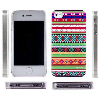 city&case民族风iphone4s手机壳新款苹果4手机套外壳