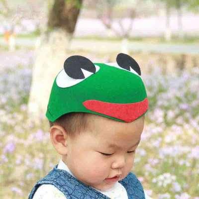 青蛙可爱头饰图片