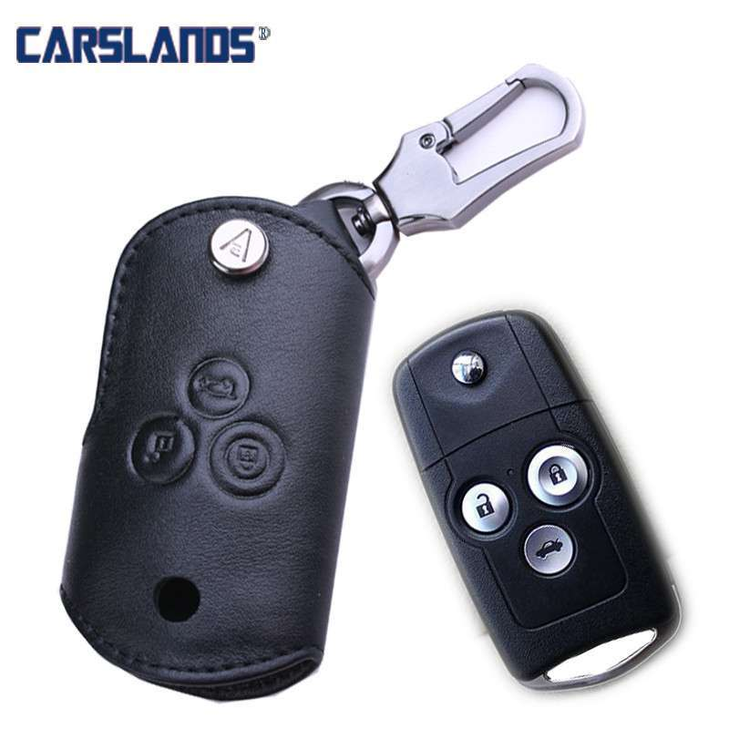 本田 雅阁 思域 钥匙包 第八代雅阁 思铂睿 专用汽车钥匙包套真皮