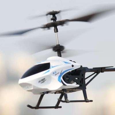 5通遥控飞机 耐摔升级版遥控玩具充电动直升