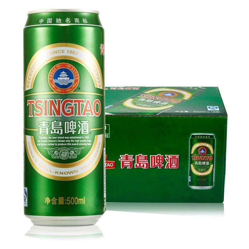 青岛啤酒经典图片大全