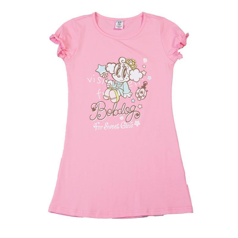 巴布豆 女童裙子童装2015夏装新款女中童连衣裙儿童夏季长裙可爱包邮