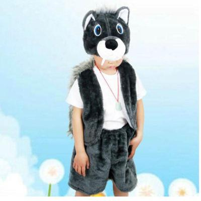型】六一儿童节动物服装
