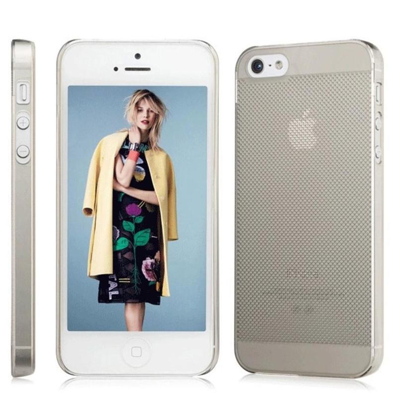 诺超薄苹果iphone5s手机壳时代透明散热镂空新款5s手机套5v超薄外壳套安徽王兴农机大市场图片