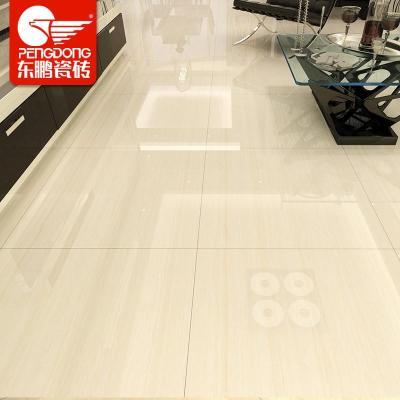 东鹏瓷砖 地板砖客厅防滑玻化砖木纹瓷砖抛光砖yg603902,600x600mm(单