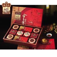 糕点/点心 天伦(tilen food) 天伦檀香楼中秋月饼礼盒装750g 广式味图片