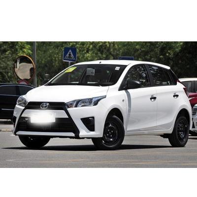 苏宁易购特供车型 广汽丰田 致炫1.3自动挡 天际白