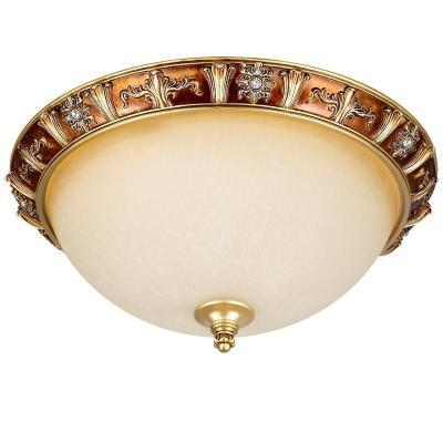 大号欧式吸顶灯过道灯欧式玄关灯美式走廊灯简欧阳台灯灯饰灯具8010图片