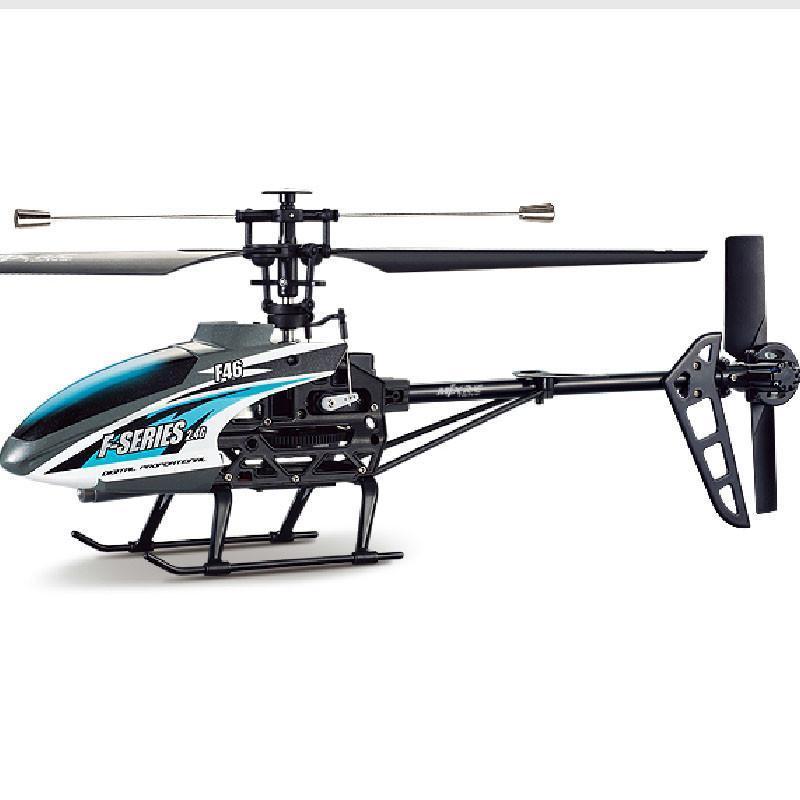 美嘉欣 充电单桨四通遥控飞机 直升飞机直升机航模
