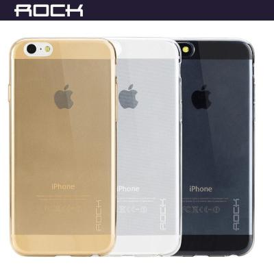 苹果手机套_rock iphone6手机壳 iphone6透明壳 苹果6手机保护套
