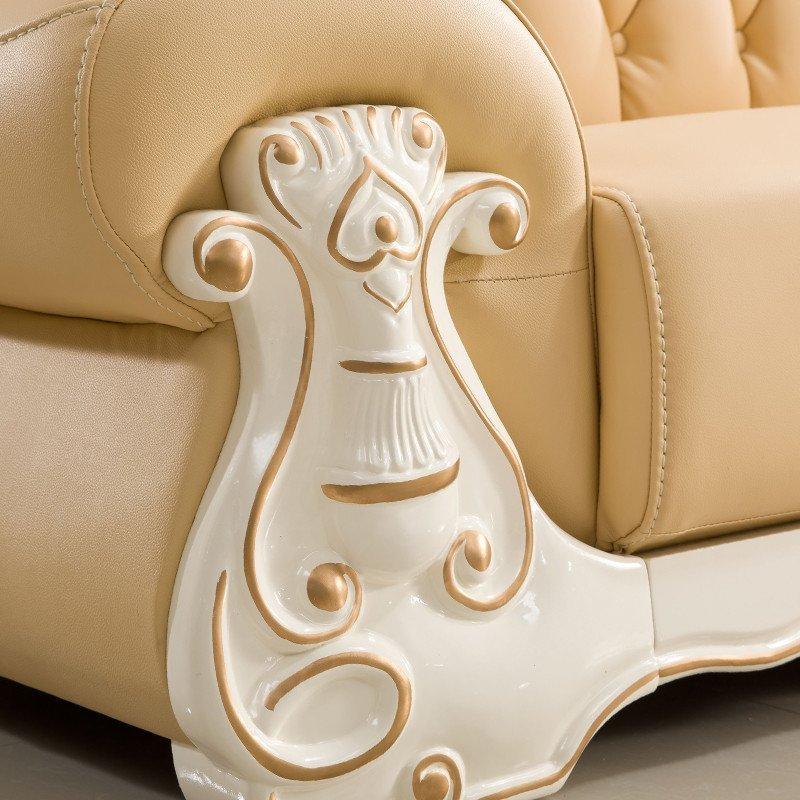 欧式新古典沙发图片