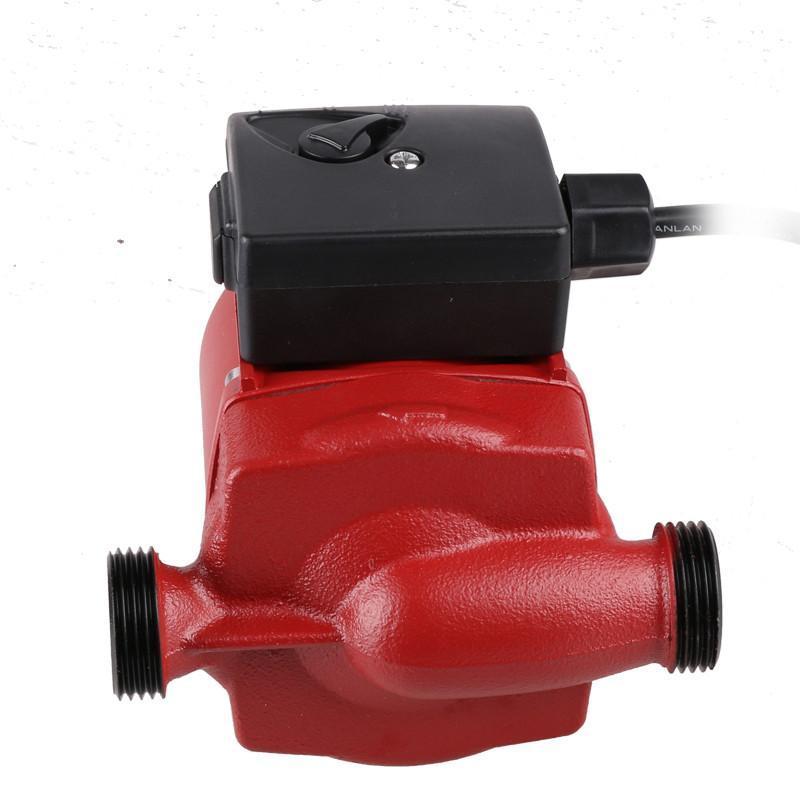 超静音地暖增压泵 暖气热循环泵 屏蔽泵 热水循环水泵 ups20-60