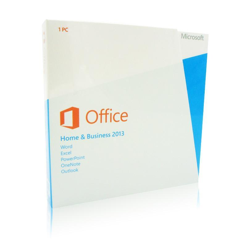 微软原装正版office 2013办公软件/office 2013英文小型企业版高清图片