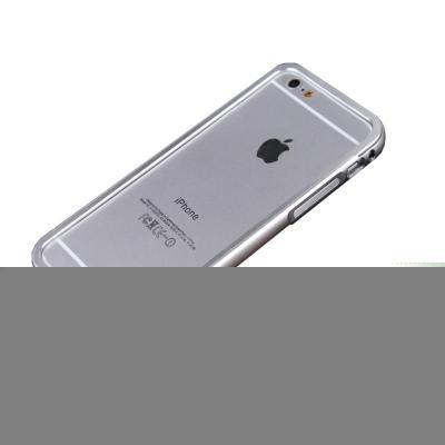 funmax乐多苹果iphone6抽拉金属边框iphone6 plus保护