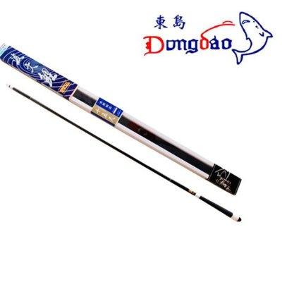 东岛极细台钓竿3.6 3.9 4.5 5.4米超轻超细碳素鲫鱼竿渔具钓鱼竿7 3.