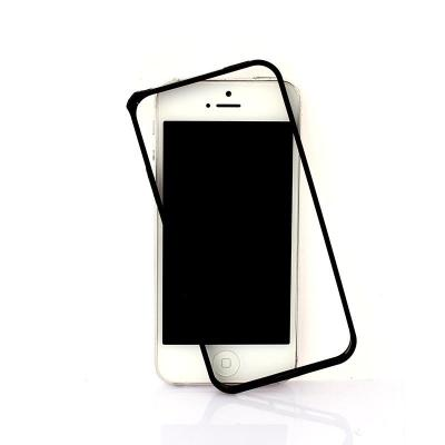 趣玩 尼蒙iphone5/5s金属手机边框 黑色