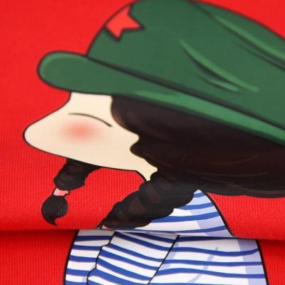 第七公社 情侣卫衣带帽 学院秋装外套女男套头冬装卡通情侣装班服