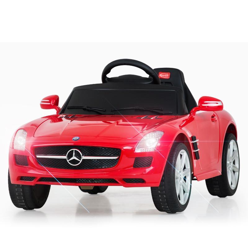 儿童敞篷车四轮电动车汽车