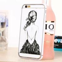 边框iPhone64.7英寸手机壳苹果手机iPhone6s无框玻璃门拉手图片