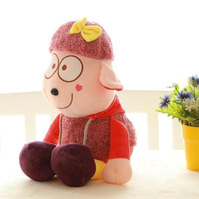 羊娃娃图片大全可爱