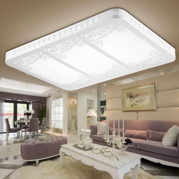 【臻承4631】客廳燈具長方形大氣現代簡約臥室led吸
