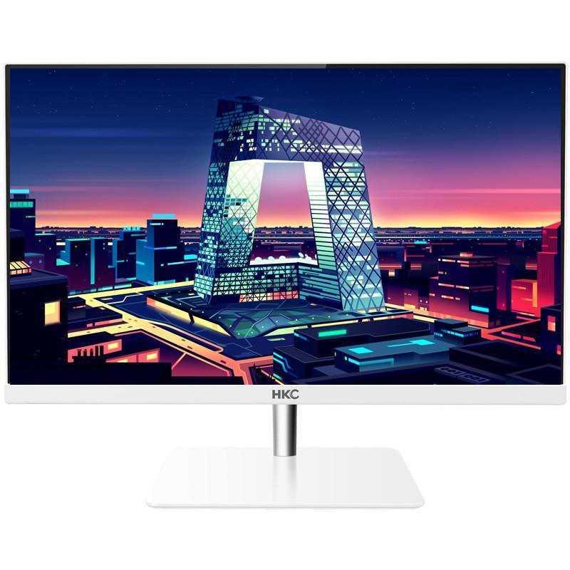 23英寸显示器超窄无边框ips屏幕电脑液晶显示器