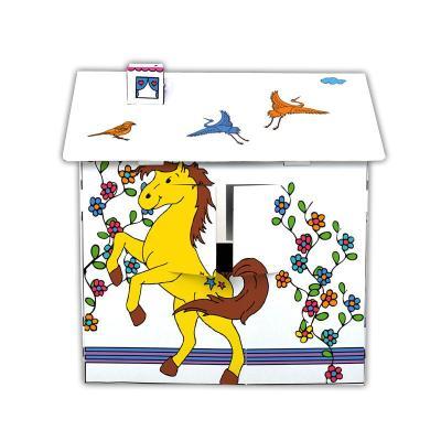 手绘游戏屋---公主小屋