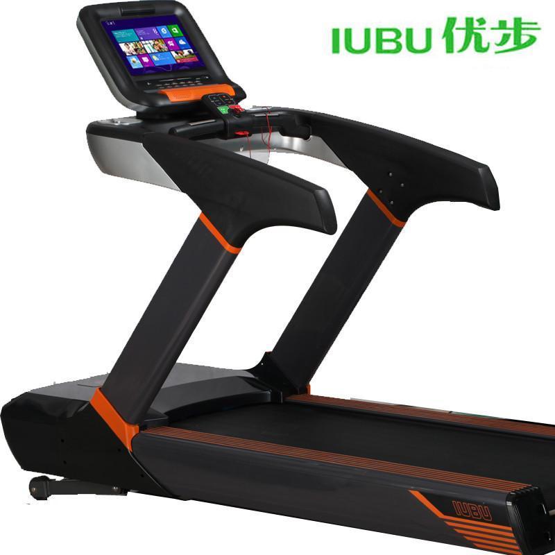 商用交流电机健身房事业单位专用跑步机9600健身器材