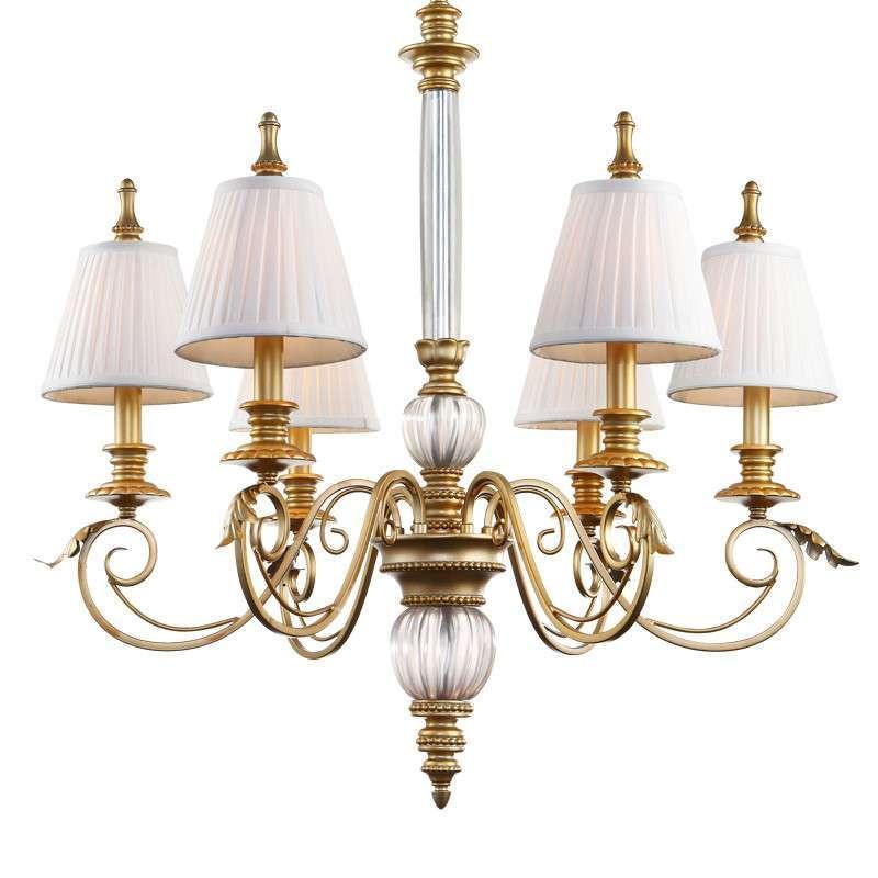 欧式吊灯客厅灯卧室灯餐厅灯饰灯具艺术顶灯树脂吊灯70061高清实拍图