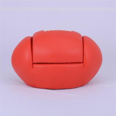 儿童沙发凳幼儿园宝宝橄榄球座椅时尚创意小凳子换鞋