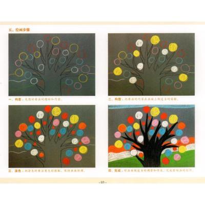 儿童美术培训教材 幼儿园艺术