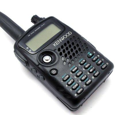 建伍kenwood 手动调频手持对讲机th-f6a