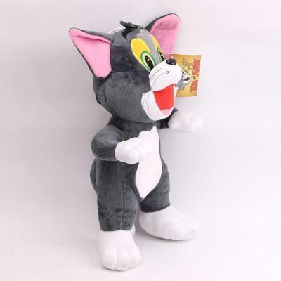 宝诚达 新品可爱汤姆猫杰瑞鼠毛绒玩具公仔猫布娃娃儿童礼物 站姿猫约