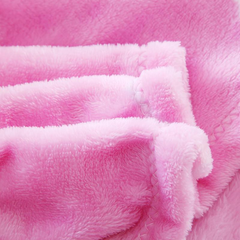 槿之秀家纺 加厚珊瑚绒毯子床单午睡毛绒盖毯 印花 梦青春 1.8*2.0m