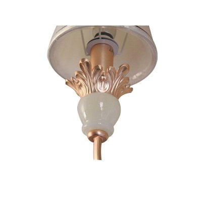 雷士照明(nvc)欧式客厅吊灯简欧led吸吊两用餐厅卧室