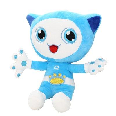 安吉宝贝可爱猫咪毛绒玩具公仔