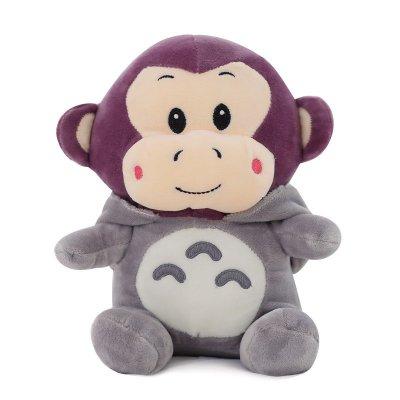安吉宝贝可爱龙猫公仔毛绒玩具布娃娃
