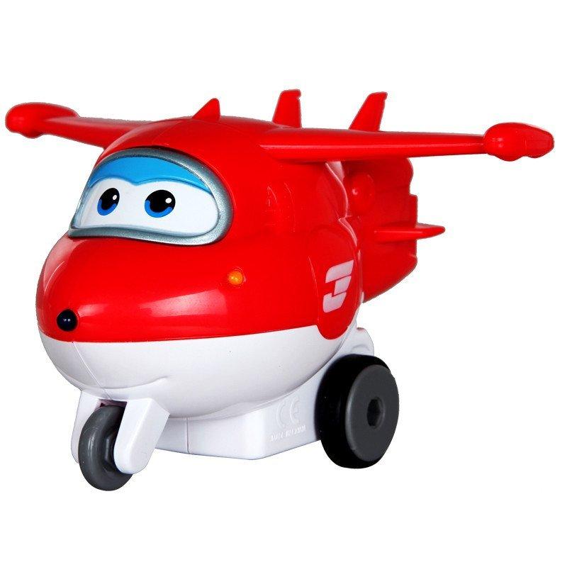 奥迪双钻 auldey超级飞侠 滑行飞机乐迪710110高清实拍图